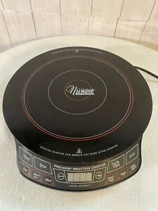 Nuwave Precision Portable Induction Cooktop Model 30101 Tested and Working Dorm