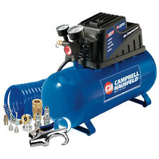 Campbell Hausfeld 3-Gallon Hot Dog Air Compressor w/ Inflation Kit