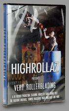 Highrollaz Vert Rollerblading Dvd