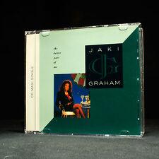 Jaki Graham - The Better Part Of Me - music cd EP