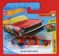 Hot Wheels 2019   ´64 CHEVY NOVA WAGON  188/250 NEU&OVP  .