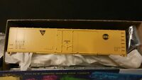 Roundhouse MDC HO  50' Plug Door Boxcar Kit, GARX Norfolk & Western, NIB
