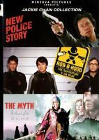 Jackie Chan Collection - Cofanetto 3 Dvd - Nuovo Sigillato