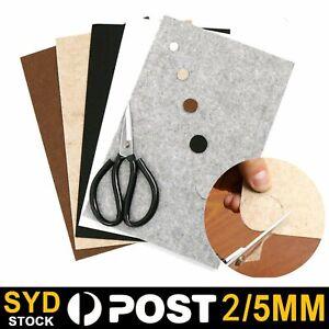 2 Or 5mm Felt Pad Sheet Furniture Floor Protector Pad Mar Self Adhesive A4 Sheet
