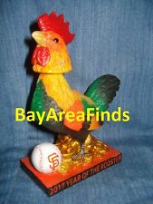 San Francisco Giants 2017 Chinese Heritage Year of the Rooster Bobblehead SGA SF