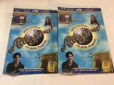 Holt Level 1 & 2 French: Allez, Viens! Interactive CD-ROM Programs New Sealed