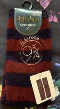 PRIMARK LADIES COCA COLA RED COSY SOCKS Brand New UK 4-8