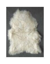 Natural Ivory Icelandic Sheepskin Rug 0141