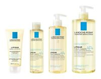 La Roche-Posay Lipikar Cleansing Oil 750 400 200 100ml Lipid Replenishing Shower