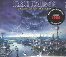 Iron Maiden - Brave New World CD - SEALED Heavy Metal Album NWOBHM