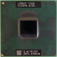 Intel Pentium Dual Core Mobile CPU 1.46 GHz 1M Cache 533 Mhz T2310 SLAEC