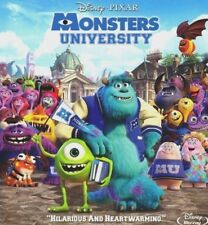 Monsters University - Disney / Pixar Film (Blu-ray, disk only, 2013)