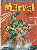 RARE EO MARVEL N° 6 SEPTEMBRE 1970 STAN LEE + COLLECTIF ( ÉTAT CORRECT )