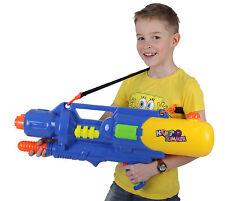 riesige Wasserpistole Spritzpistole Wassergewehr Water Gun 75 cm 226123 NEU ovp