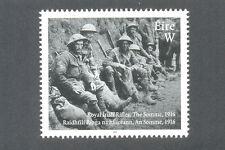 Ireland-The Somme-World War I-Royal Irish Rifles mnh single- 20106-Military