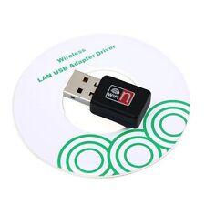Mini 150M USB 2,0 Stick WIFI Wireless WLAN Adapter LAN Dongle GY