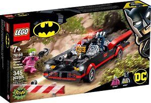 LEGO 76188 DC Batman Classic TV Series Batmobile BNISB