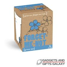 Forget Me Not Grow Your Own Kit Family Stocking Filler Nature Novelty Gift