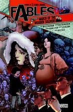 Fables, Vol. 4: March of the Wooden Soldiers (Fables) [New Book] Graphic Novel