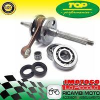 IM07060 ALBERO MOTORE TOP PERFORMANCE CON CUSCINETTI PIAGGIO ZIP LC / RST /SP 50