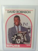1989-90 David Robinson Rookie Card NBA Hoops # 138