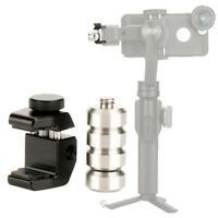 Alloy Ulanzi Counterweight Gimbal For Zhiyun Smooth 4/Q Feiyu Vimble 2 DJI Osmo
