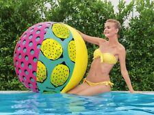 Wasserspielzeug Wasserball Bunte Groß 122cm Strandball Badespaß Bestway 31083 JO