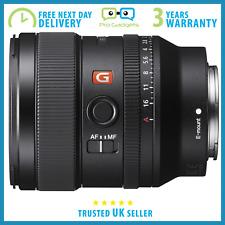 Brand New Sony FE 24mm f/1.4 GM G Master Lens SEL24F14GM - 3 Year Warranty