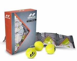 Nivia Light Weight Cricket Soft Tennis Ball - Pack of 12