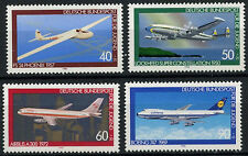 Aviation Postage European Stamps