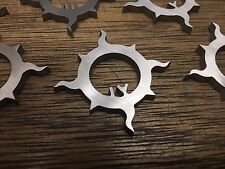 WarHammer Objective Markers - Chaos - Thousand Sons - Stainless Steel - 30mm