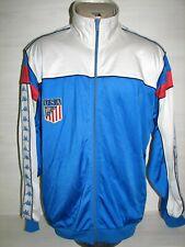 80s USA OLIMPICS TEAM JACKET KAPPA SIZE M/L