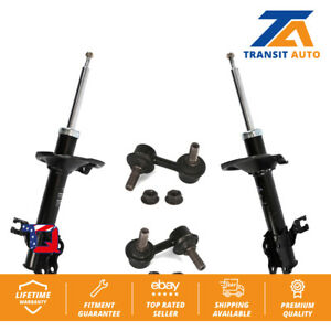 Front Suspension Shock Absorber And Link Kit For 2005-2006 Nissan X-Trail