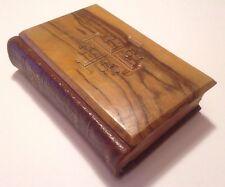 Common Prayer, Hymns A & M - c1924 - Illustrated Jerusalem Hardback Book