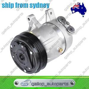 Air Conditioning AC Compressor for Holden Commodore VT VU VX VY V6 Aircon 3.8L