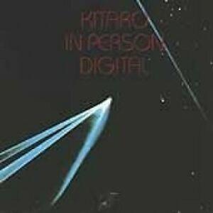 Kitaro In person digital (1980/82)  [CD]
