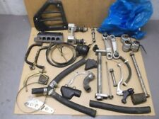 Large Box of Assorted Used Parts for a 1991 KTM 350