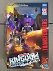 Hasbro Takara Tomy Transformers Kingdom WFC Leader Class Galvatron New