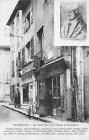 TOURNUS - la maison du neveu d'Esrasme