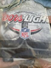 NEW Coors Light LARGE Inflatable NFL Beer Can Interior  NEW in Package