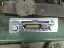 04 05 HONDA CIVIC AUDIO EQUIPMENT AM-FM-CD . HYBRID ONLY