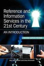 Reference and Information Services in...by Kay A Cassell (2011, Paperback) L NEW