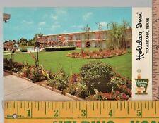 1950s unused post card HOLIDAY INN TEXARKANA, TX