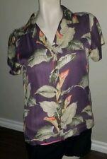 6469288c TOMMY BAHAMA~100% Silk~GORGEOUS~Short Sleeve shirt~Hawaiian~XSMALL