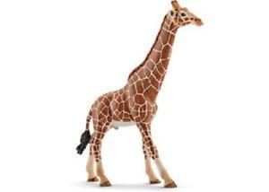 Schleich Wildlife Model - 14749 Giraffe Male