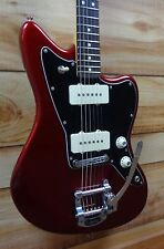 Fender® Ltd Ed American Special Jazzmaster® with Bigsby Candy Apple Red w/Case