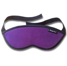 Deluxe Eye Mask - Orion Sleep Mask by Sleepstar. Purple Travel Mask