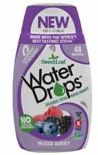 SweetLeaf Stevia Mixed Berry Water Drops 48ml