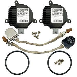 2x OEM For 03-09 Nissan 350Z Xenon Ballast & Igniter HID Control Unit Computer