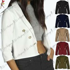 Unbranded Polyester Cropped Waistcoats for Women